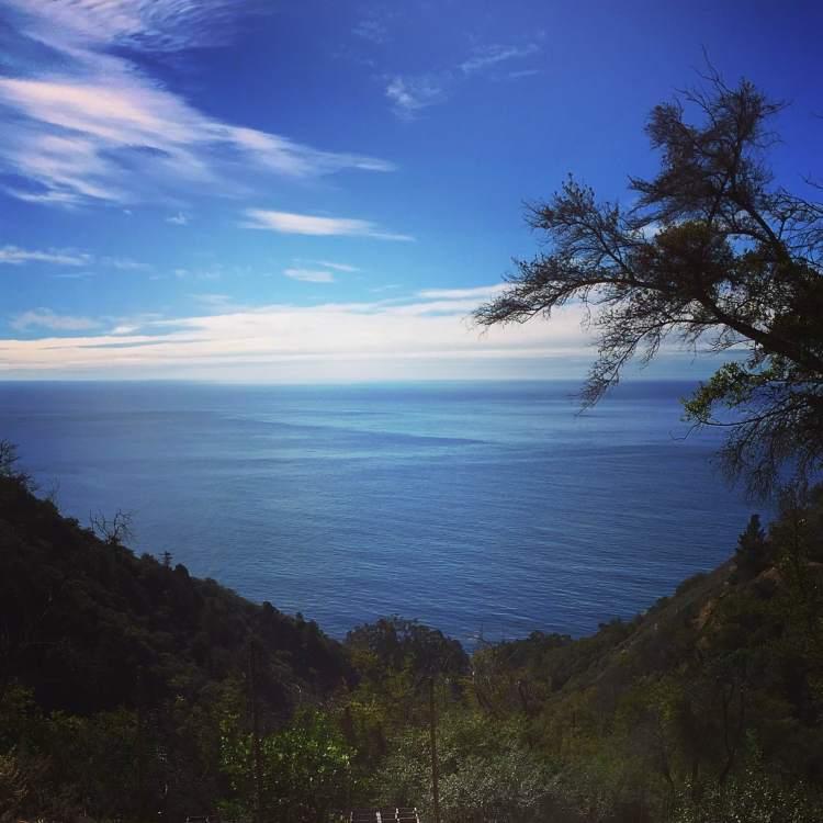 big sur coast shot